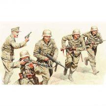 Masterbox German Infantry, North Africa