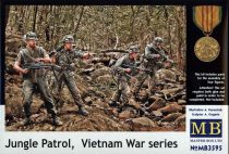 Masterbox Jungle patrol, Vietnam War series