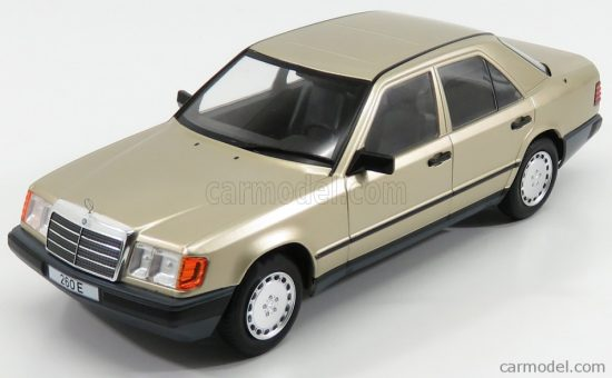 MCG Mercedes 260 E (W124) 1984 - Light Brown