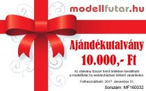 Ajándékutalvány 10.000 Ft