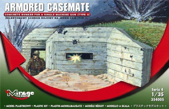 Mirage Armoured Bunker