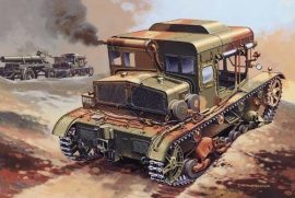 Mirage C7P Artillery/Recovery Tractor
