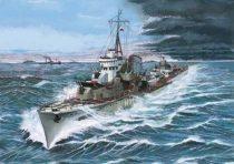 Mirage Polish Destroyer ORP Blyskawica 1944 makett