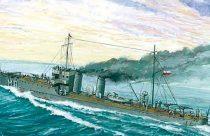 Mirage Torpedoboot Mazur 1935 makett