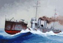 Mirage Torpedoboot ORP Kaszub makett