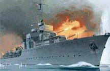 Mirage Destroyer ORP Wicher 1939