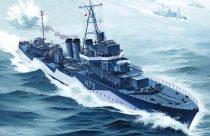 Mirage Destroyer ORP Burza 1944