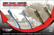 Mirage German WWI Bombs 1918-1939 & 1914-1918