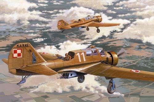 Mirage PZL - 23 A KARAS (early version)