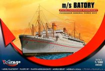 Mirage m/s Batory Passenger- General Cargo Ship makett