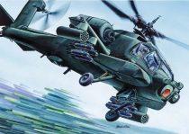 Mirage McDonnell Douglas AH-64 A Apache makett