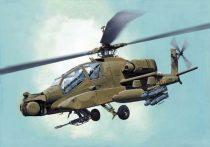 Mirage McDonnell Douglas AH-64 Apache IFOR Bosnien makett