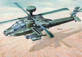 Mirage McDonnell Douglas AH-64 D Apache Longbow