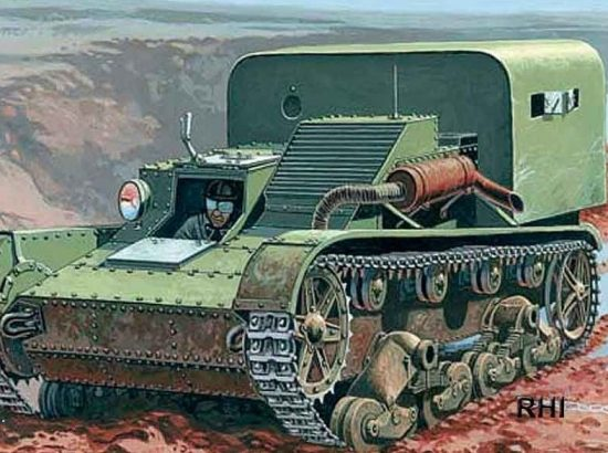 Mirage TP-26 Armoured Personnel Carrier