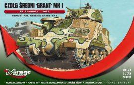 Mirage Panzer Grant Mk. I El Alamein