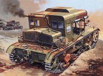 Mirage C7P Heavy Artillery Tractor makett
