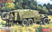 Skif BTR 152 K Field Ambulance makett