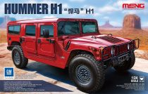 Meng Model Hummer H1 makett