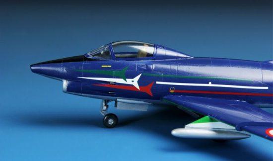 Meng Model G.91R Light Fighter-Bomber makett