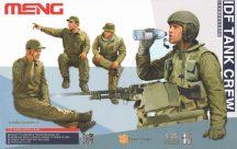 Meng Model IDF TANK CREW