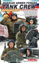 Meng Model Russian Armed Forces Tank Crew
