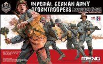 Meng Model Imperial German Army Stormtroopers