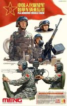 Meng Model PLA Armored Vehicle Crew