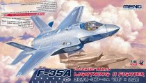 Meng Model F-35A Lockheed Martin Lightning II makett