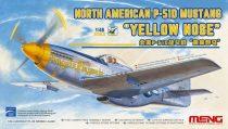 Meng Model North-American P-51D Mustang makett