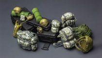 Meng Model Modern U.S. Military Individual Load-Carrying Equipment