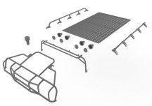 Meng Model HUMMER H1 Upgrade Kit