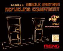 Meng Model Middle Eastern Refueling Equipment