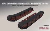Meng Model Sd.Kfz.171 Panther Early Production Tracks & Movable Running Gear Parts