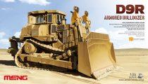 Meng Model D9R Armored Bulldozer makett