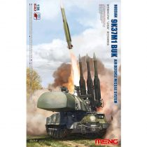 Meng Model Russian 9K37M1 Buk Air Defense Missile System makett