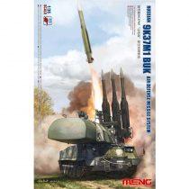 Meng Model Russian 9K37M1 Buk Air Defense Missile System makett