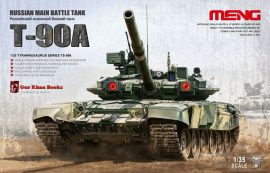 Meng Model Russian T-90A MBT