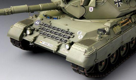 Meng Model German Leopard 1 A3/A4 MBT makett