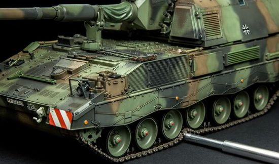 Meng Model GERMAN PANZERHAUBITZE 2000 SELF-PROPELLED HOWITZER makett