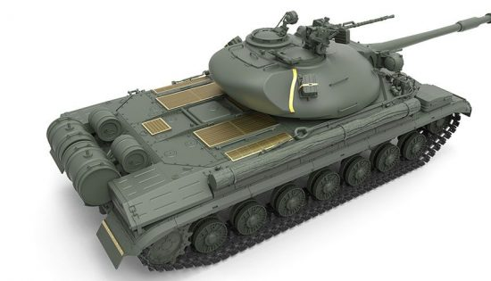 Meng Model Soviet T-10M Heavy Tank
