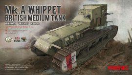 Meng Model British Medium Tank Mk.A Whippet