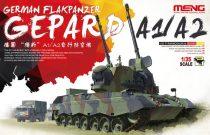 Meng Model German Flakpanzer Gepard A1/A2 makett