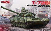 Meng Model Russian T-72B1 MBT makett