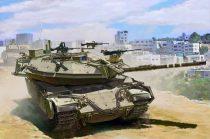Meng Model Israel Main Battle Tank Magach 6B GAL BATASH makett