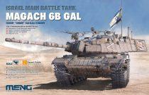 Meng Model Magach 6B GAL makett