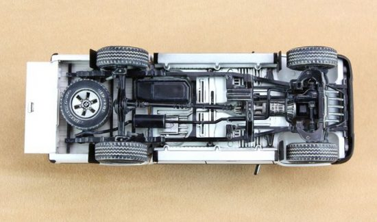 Meng Model PICK UP W/ZPU-1 makett