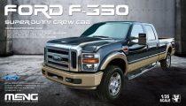 Meng Model Ford F-350 Super Duty Crew Cab makett