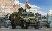 """Meng Model Russian GAZ 233115 """"Tiger-M"""" SPN SPV"""