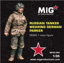 MIG Productions RUSSIAN TANKER WEARING GERMAN PARKER