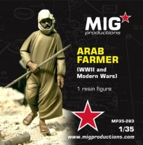 MIG Productions ARAB FARMER WWII AND MODERN WARS